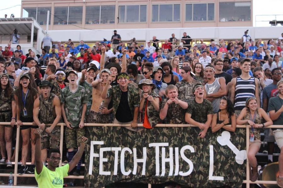 Football: Omaha North v. Burke