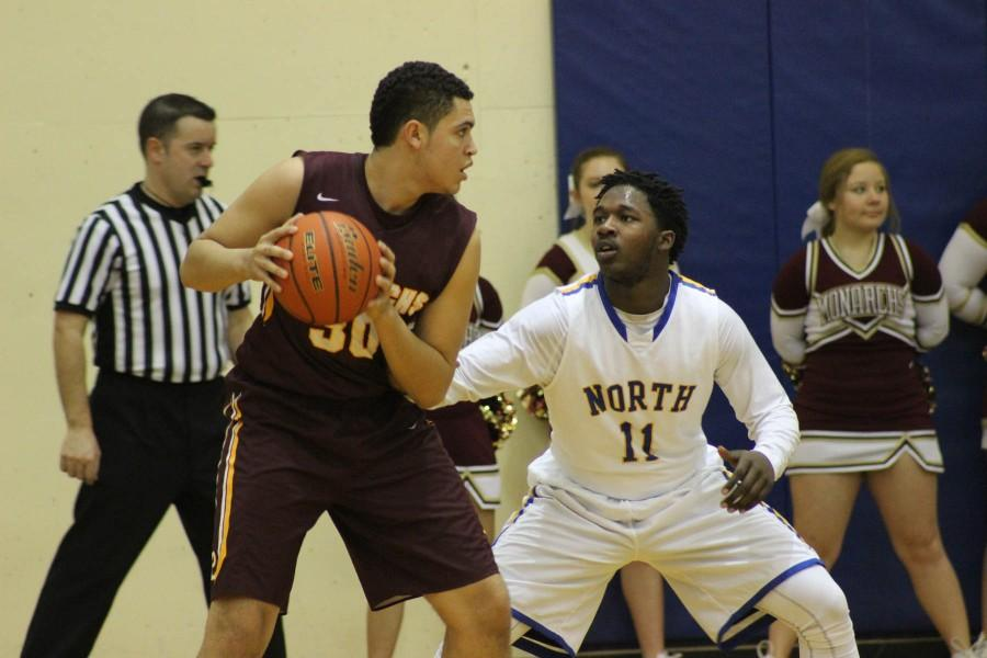 Boys Basketball: NHS vs Papillion-LaVista