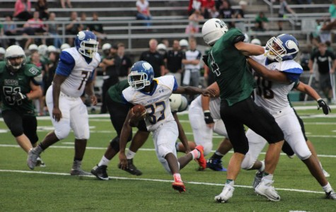 Football: Omaha North v. Millard West