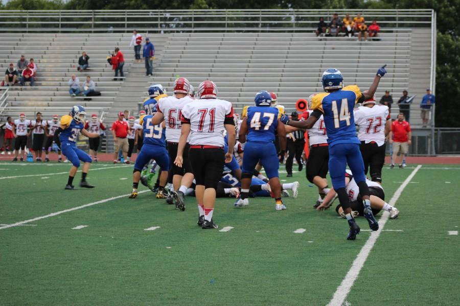 Football: Omaha North v. South Sioux City