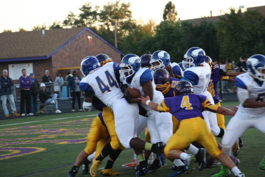 Football: Omaha North v. Bellevue West