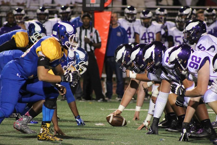Football: Omaha North v. Omaha Central