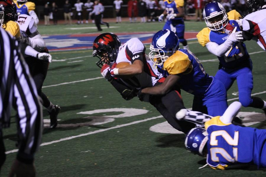 Football: Omaha North v. Westside Playoffs