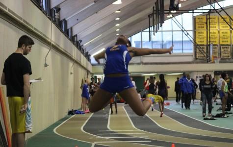 Wesleayn High School Track Meet