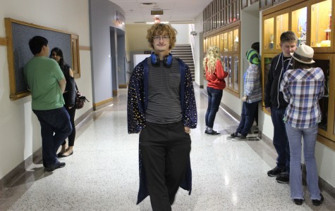 Brandon McConkey: Man behind the cape