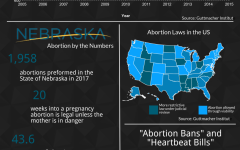 Despite downward trend, abortion remains hot topic
