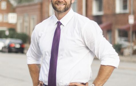 Photo is courtesy of the Gudgel for Mayor campaign
